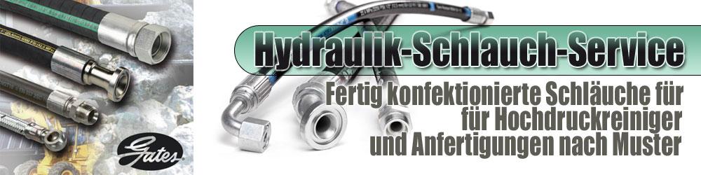 Hydraulik-Schlauch-Service...
